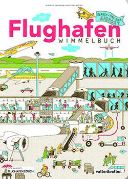 Wimmelbuch Flughafen