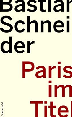 Paris im Titel